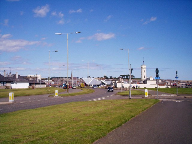 View of Arbroath