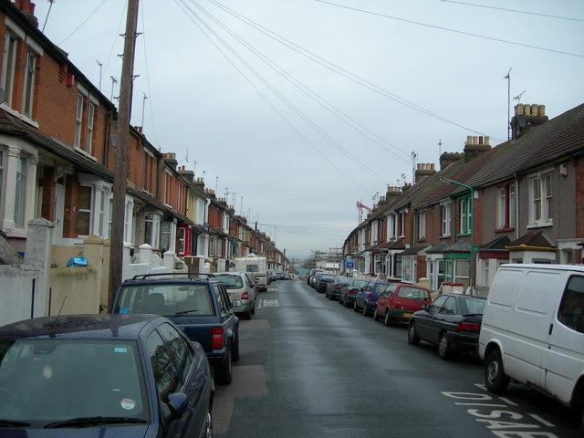 Corporation Road, Gillingham (1)