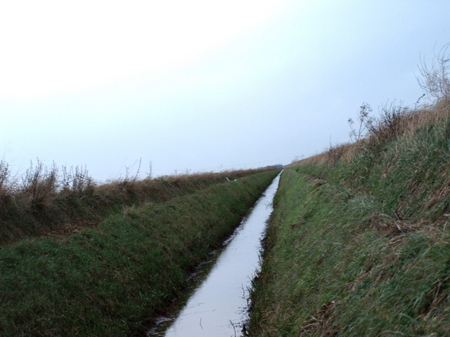 Rather Nice Fenland Drain