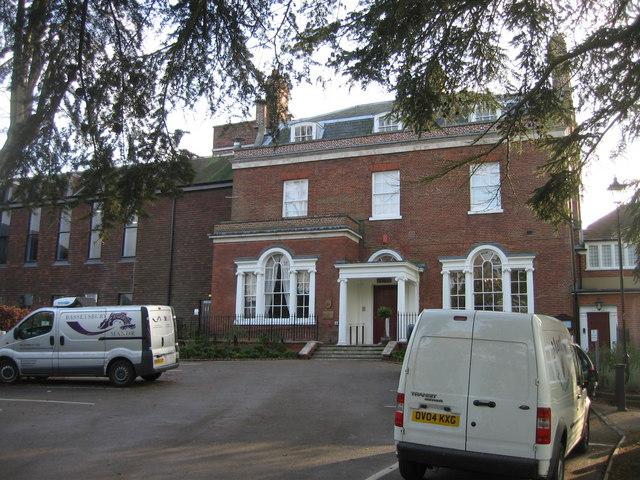 Court Garden House