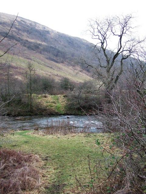 River Wye in Monsal Dale