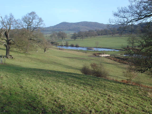 Eastnor Park pond