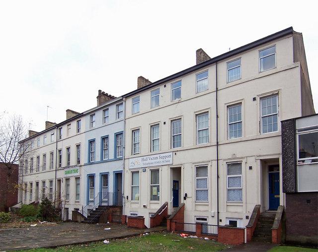 Minerva Terrace, Spring Bank, Hull