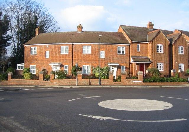 Pound Lane roundabout
