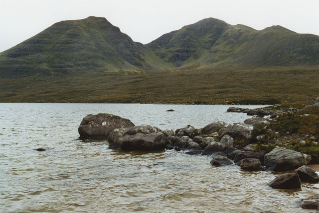 The north end of Loch na h-Oidhche