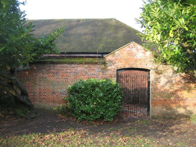 Wall & Gate
