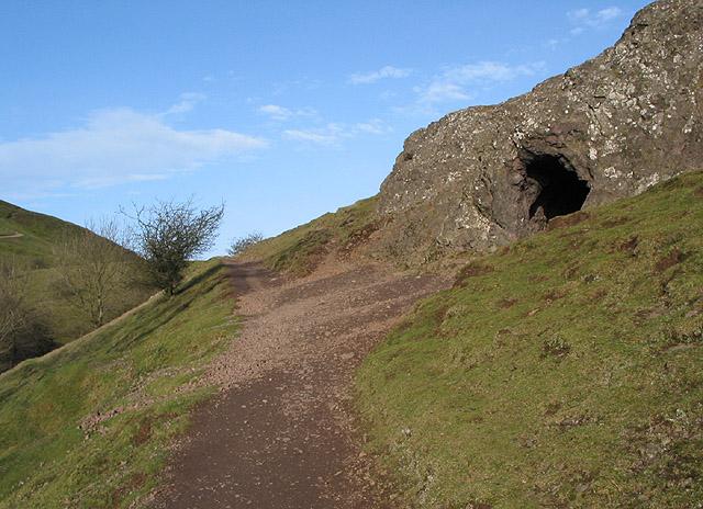 Clutter's Cave, Malvern Hills