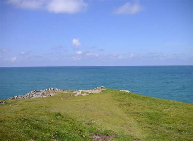 Pentire Point West, near Newquay