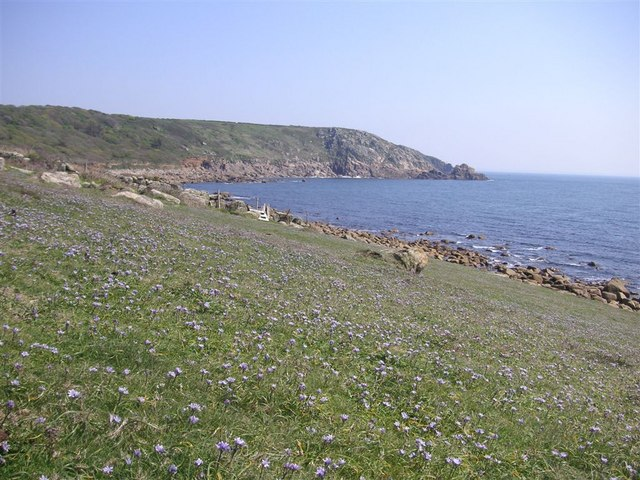 Merthen Point, near St Loy
