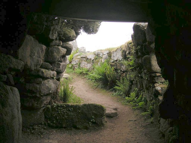 Carn Euny ancient village