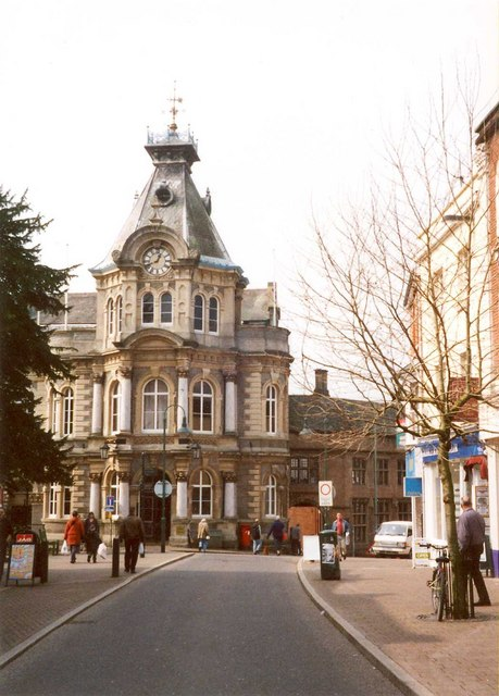Town Hall, Fore Street, Tiverton