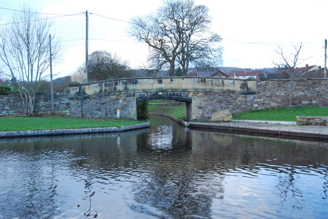 Llangollen Canal Bridge no. 31W