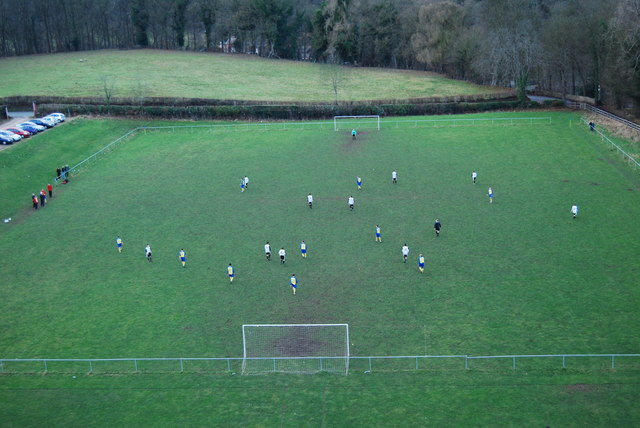 Football on the Flexys pitch