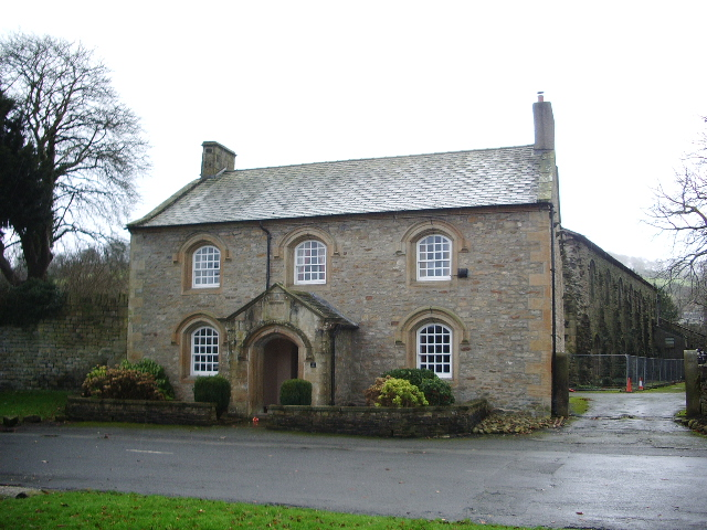 The Presbytery, The Sands, Whalley