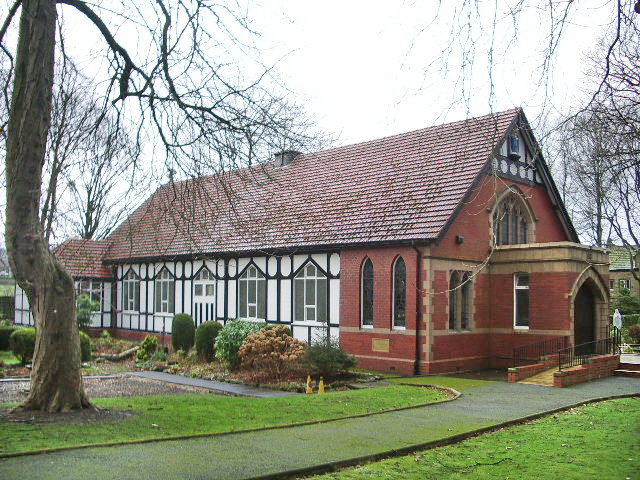 English Martyrs Catholic Church, Whalley