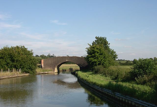North Oxford Canal, approaching Braunston, Warwickshire