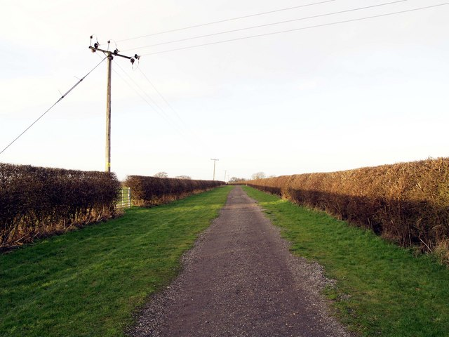 A Yorkshire Wolds Bridleway