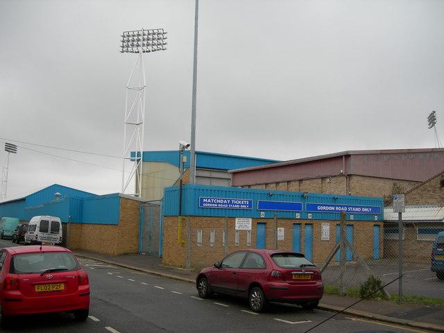 Priestfield Stadium, Gillingham Football Club