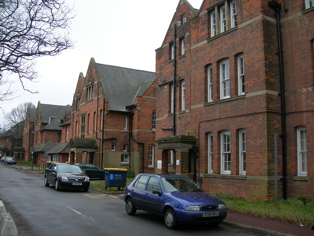 Residential Blocks, Medway Maritime Hospital