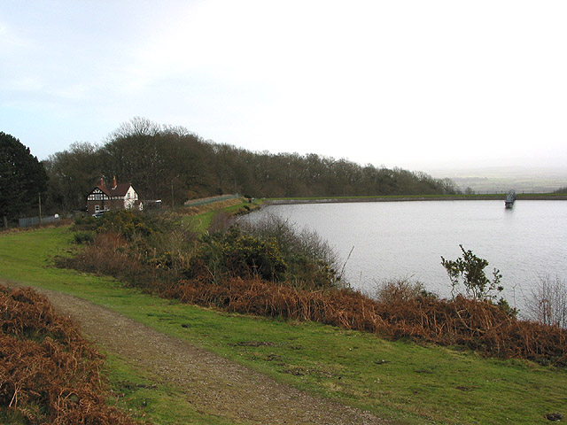 British Camp Reservoir