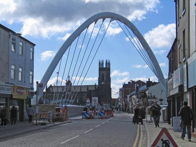 Bridge on Newport St