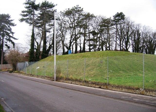 Darlington Road reservoir