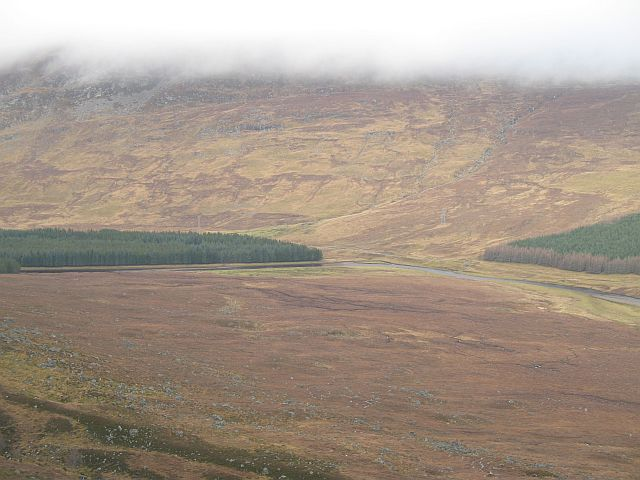 Speyside bogland