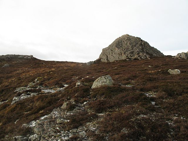 Tor on Creag Liath