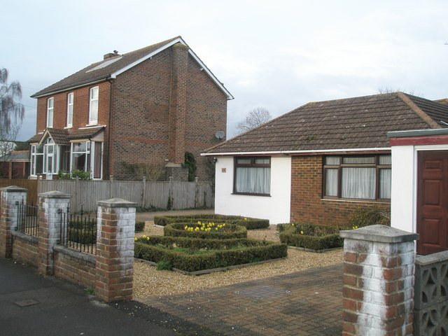 Two fine homes in New Road