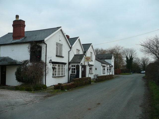 The Grove Inn, Pentre