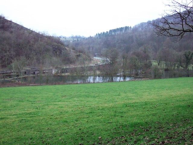 Fish ponds near Ashford