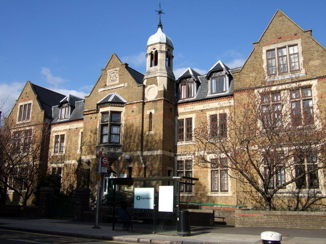 Sailors' Orphan Girls' School and Home
