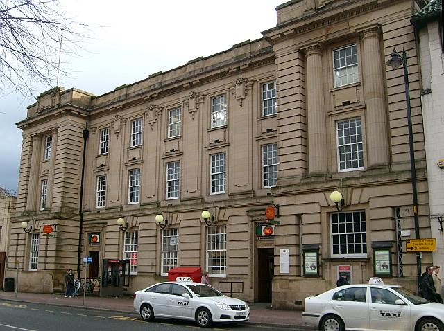 Crown Post Office, Warwick road