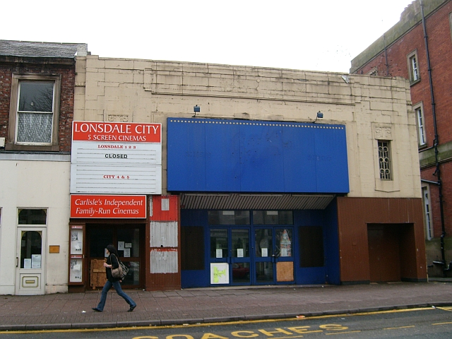 The Lonsdale Cinema