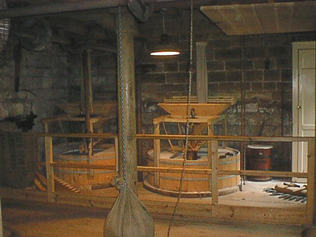 Stainsby Mill Workings