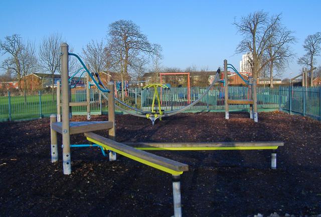 Biggin Avenue playground, Hull