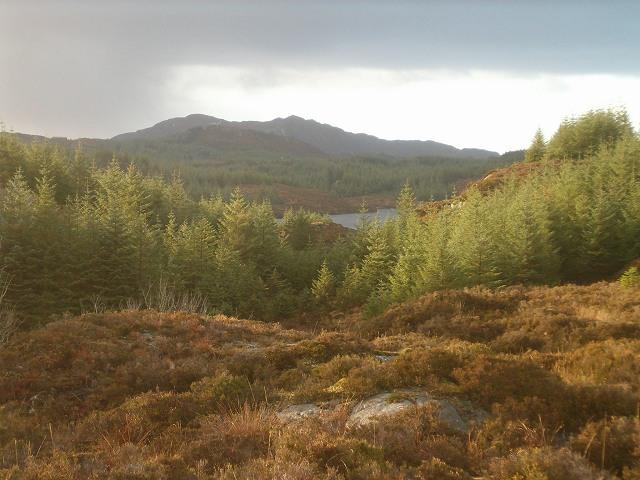 Loch Clachaig