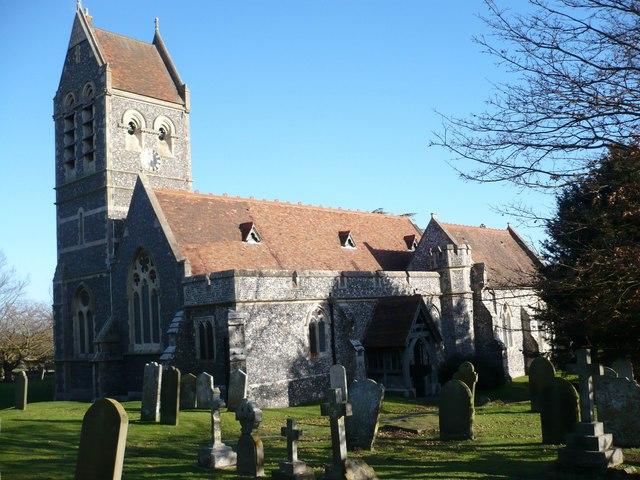 Ospringe church