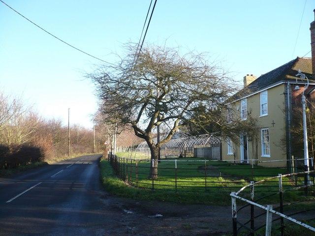 Eastling Road, Whitehill