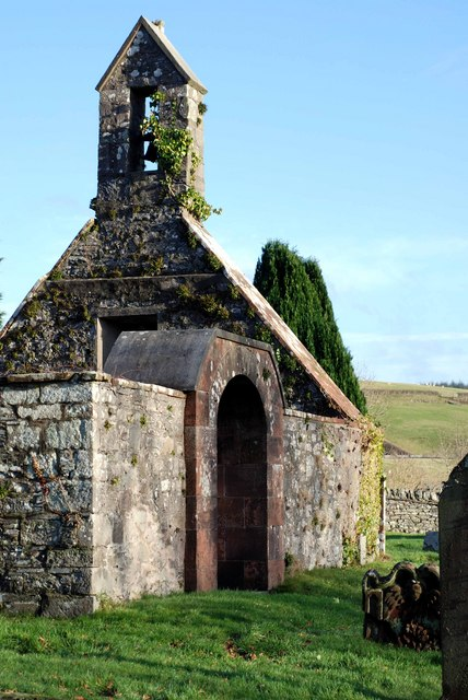 Old Parton Church