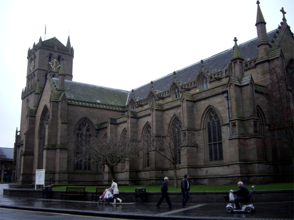 Church of St Mary, Dundee