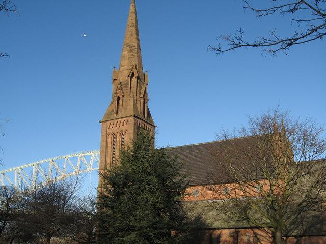 All Saints C of E Church, Runcorn