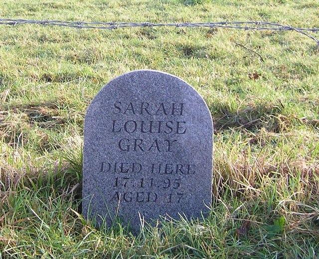 Sarah Louise Gray