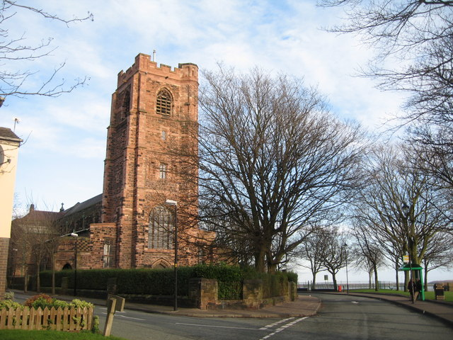 St Mary's, West Bank, Widnes