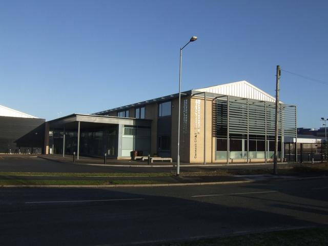 Cannock Chase Technical College, Progress Centre