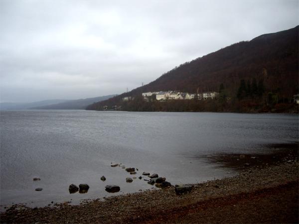 Eastern shore of Loch Rannoch