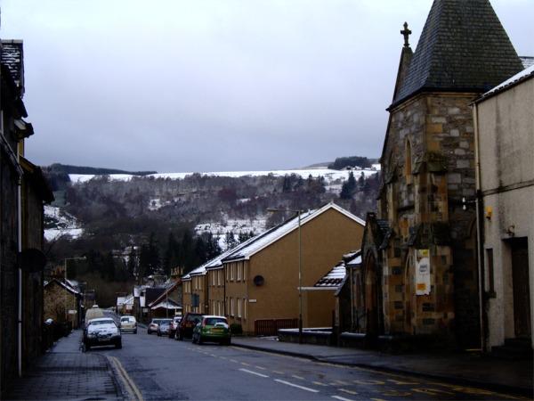 Chapel Street, Aberfeldy