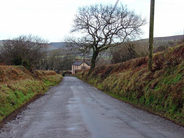 Brynglandy, near Efailwen