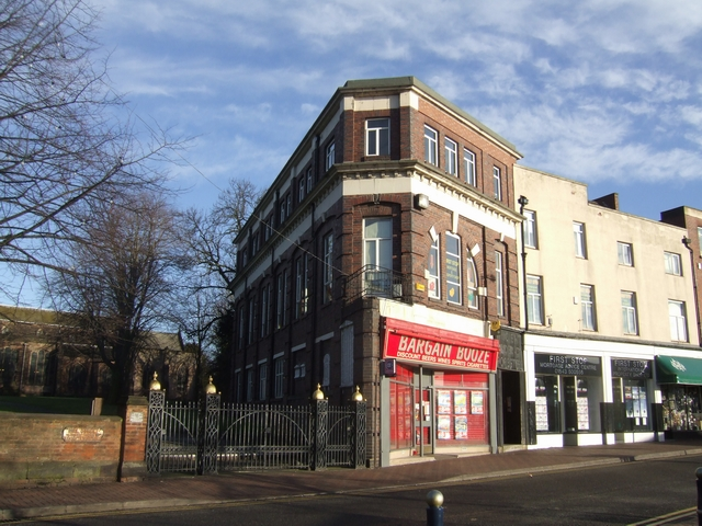 Former offices of 'Ancient Order of Foresters'