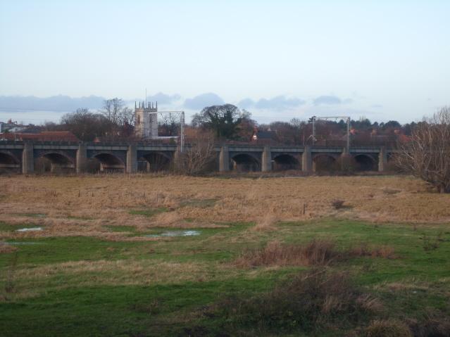 Bawtry railway viaduct